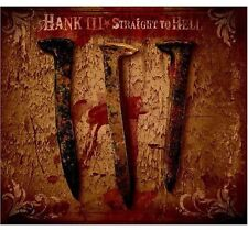 Hank Williams III, Hank Williams 3 - Straight to Hell [New CD] Explicit