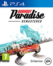 Burnout Paradise Remastered - PS4  - NUOVO SIGILLATO  [PS40836]