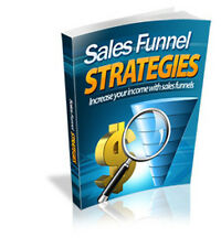 SALES FUNNEL STRATEGIES - Increase Your Online Income With Sales Funnels (CD-ROM