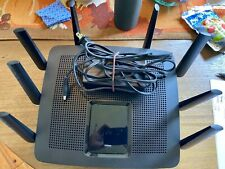 Linksys Ac5000 Mu MIMO 5.0 GHz Tri Band Quad Stream WiFi Router Ea9400 USED