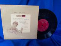 "Arturo Toscanini 10"" LP Ponchielli: Dance of the Hours/Sibelius: Finlandia/"