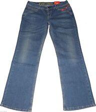 Esprit Damen-Jeans im Gerades Bein-Stil aus Denim