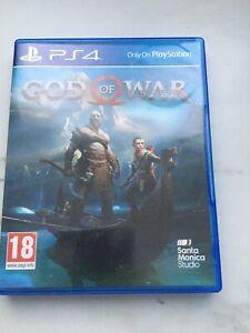 God Of War Game (PlayStation 4)
