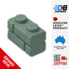 LEGO bulk light grey modified brick, , # 98283 x 25