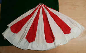 G Scale NEW! Rasalto-like Vintage Circus Kit -- Main Tent with baseplate