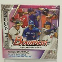 2020 Topps Bowman MLB Mega Box Sealed - Dominguez, Witt, Mojo Refractor 🔥🔥🔥