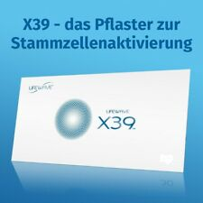 LifeWave X39 Patches Stammzellenaktivierung