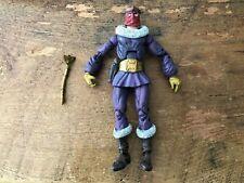 ToyBiz Marvel Legends Mojo series Baron Zemo action figure loose complete 2006