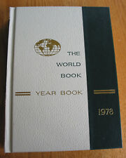 The World Book Year Book Encyclopedia 1978 Review of Events