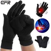Arthritis Copper Infused Compression Gloves Hand Support Pain Relief Pair BML