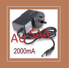 NEW SAA Approved AU AC Power Supply Adaptor 240V Converter DC 5V 2000mA*