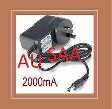NEW SAA Approved AU AC Power Supply Adaptor 240V Converter DC 5V 2000mA*