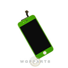 LCD Digitizer Frame Assembly for Apple iPhone 6 CDMA GSM Green Screen Display