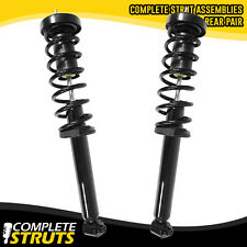 2001-2003 BMW 525i E39 Rear Quick Complete Strut & Coil Spring Assembly Pair