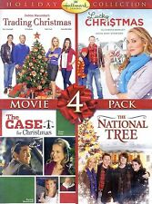 4 Hallmark Christmas Holiday movies, new DVDs National Tree Dean Cain Faith Ford