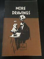 Mike Mignola 2008 Sketchbook More 'Drawings' Signed & Numbered 2000 Made HELLBOY