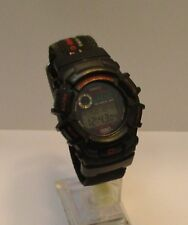 Casio G-Shock World Time Tough Solar Alarm Chrono Data Bank Watch 660ftWR