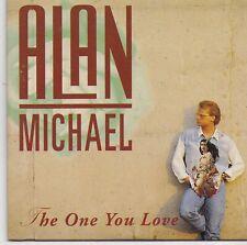 Alan Michael-The One You Love cd single