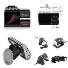 HD Dual Lens Car DVR Dash Cam With Rear View Camera Night Vision Video Recorder