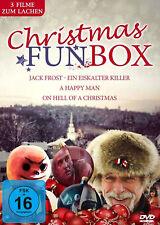Christmas Fun Box (3 Filme Box) -- DVD
