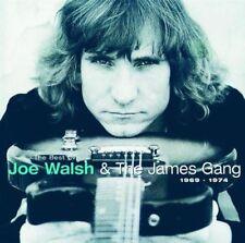 Joe Walsh & The James Gang - The Best Of Joe Wal NEW CD