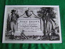 JOHN BROWN GUNMAKERS GUN CASE LABEL #1  Accessories