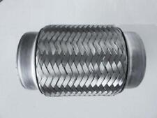 """Acier inoxydable acier 2/"""" à 1.5/"""" cône 50,8 x 38 mm réducteur mixte personnalisé d'échappement"""