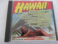 Kailua Beach Band feat. Andy Forsmann - Hawaii Südseeträume - CD West Germany