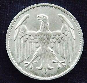 3 Mark 1922 A ohne Umschrift Deutsches Reich selten RARITÄT! Weimar Republik vz