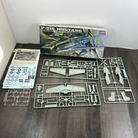 Academy P-51C Mustang 1:72 Scale Model Kit RARE 1616