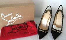 Christian Louboutin Stiletto Suede Upper Heels for Women