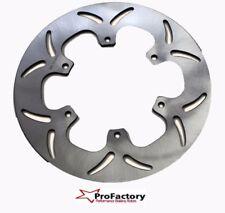 Yamaha Drag Star 125 Front Brake Rotor Disc Pro Factory Braking 1997-Now