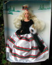 Barbie Puppe grün  Happy Holidays Gala Special Edition NRFB 1994 neu OVP Mattel
