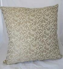 """Embroidered Square Decorative Cushions & Pillows 24x24"""" Size"""