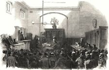 War-Rocket case, Bow-Street police-office. Hungarian witness examination, 1853