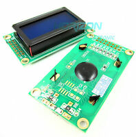 5PCS 8X2 characters LCD module Blue backlight NEW 0802 LCD