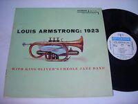 Louis Armstrong: 1923 1957 Mono LP VG++