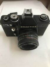 Praktica LTL3 SLR 35mm Camera With Carl Zeiss Jena Lens