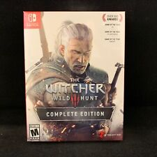 The Witcher 3 Wild Hunt (Complete Edition) (Nintendo Switch) NEW / Region Free
