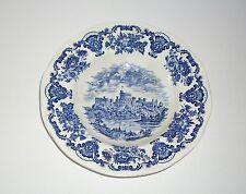 "VINTAGE Enoch Wedgwood ""Royal Homes of Britain"" Zuppa/dessert ciotole (circa 8.5"")."