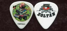 FIVE FINGER DEATH PUNCH 2013 Tour Guitar Pick!!! ZOLTAN BATHORY concert stage