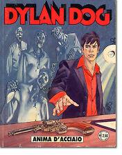 DYLAN DOG FUMETTO.NUMERO: 248 ANIMA D'ACCIAIO