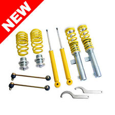 RSK STREET COILOVER KIT - 06-09 VW MK5 RABBIT/JETTA/GTI/R32 - YELLOW