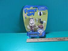 "Family Guy QUAGMIRE 4""in w/ Create-A-Figure Death's Right Arm 2013"