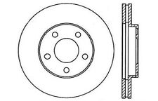 Front Right Brake Rotor For 1994-2004 Ford Mustang 1997 1995 1996 1998 Centric