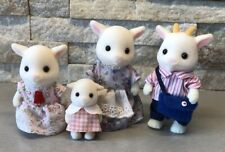 Sylvanian Families Rare Brightfield Goat Family Baby Figures Calico Critters HTF