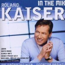 "ROLAND KAISER ""IN THE MIX"" CD NEUWARE"