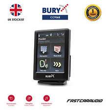 BURY CC9068 VOICE CONTROLLED TOUCH SCREEN A2DP USB CHARGING HANDSFREE CAR KIT