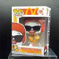 Funko POP! Ad Icons Mcdonald's Rock Out Ronald McDonald - IN STOCK - NEW
