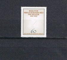 Berlin MiNr. 666  ** postfrisch 100 Jahre Berliner Philharmoniker